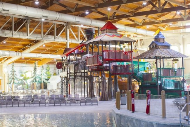 Great Wolf Lodge Kids Splash Park
