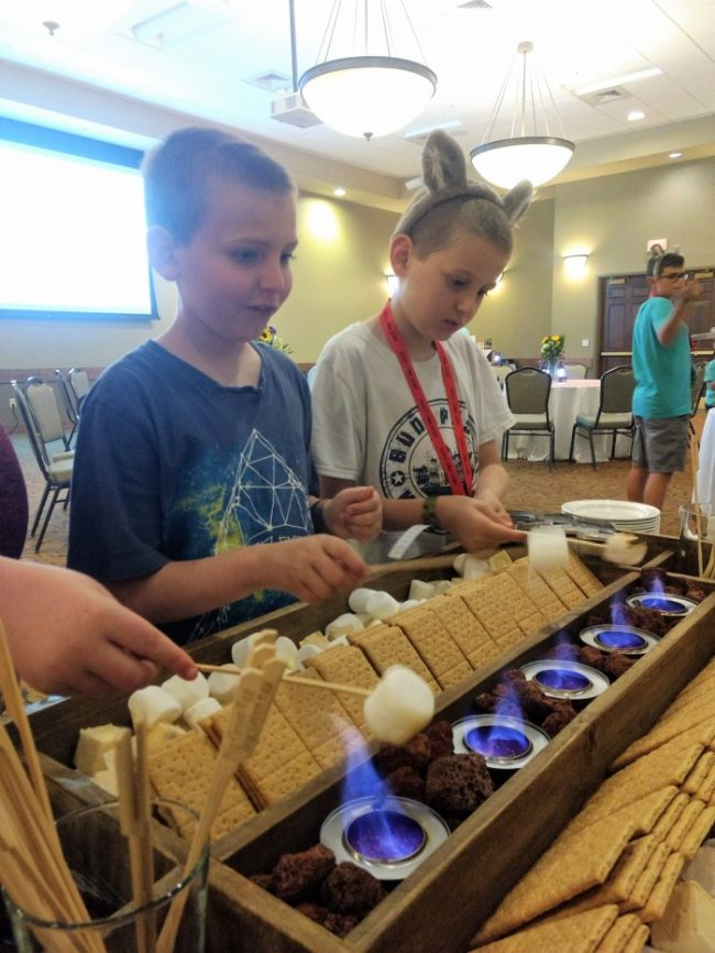 Great Wolf Lodge Summer Camp-In S'mores