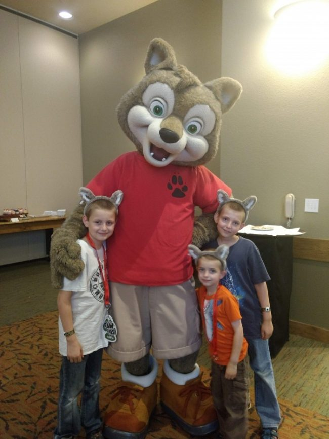 Great Wolf Lodge Wiley