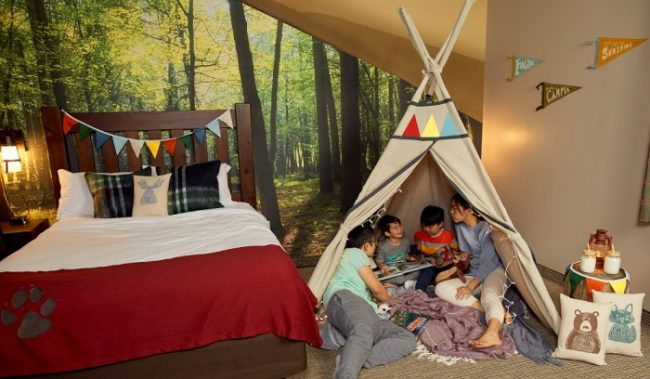 Great Wolf Lodge_Summer Camp-In_Themed Suite 4