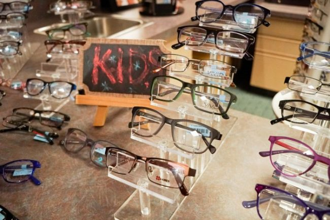 d8398feca472 You want them to be sized just right so that the part of the glasses that  goes over their ...