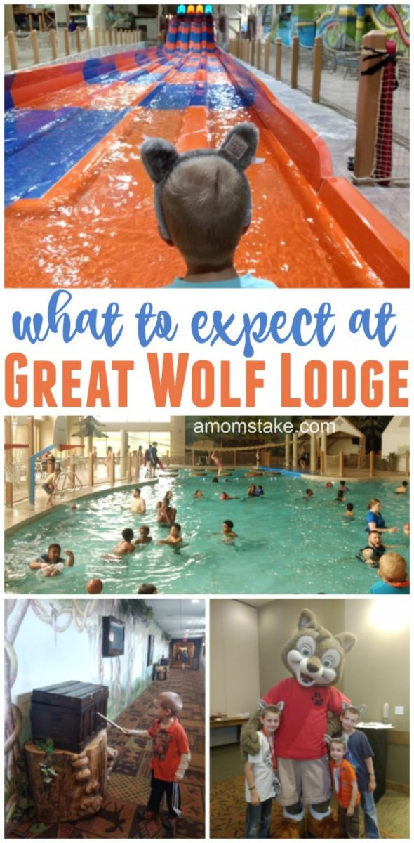 What to Expect when you visit Great Wolf Lodge