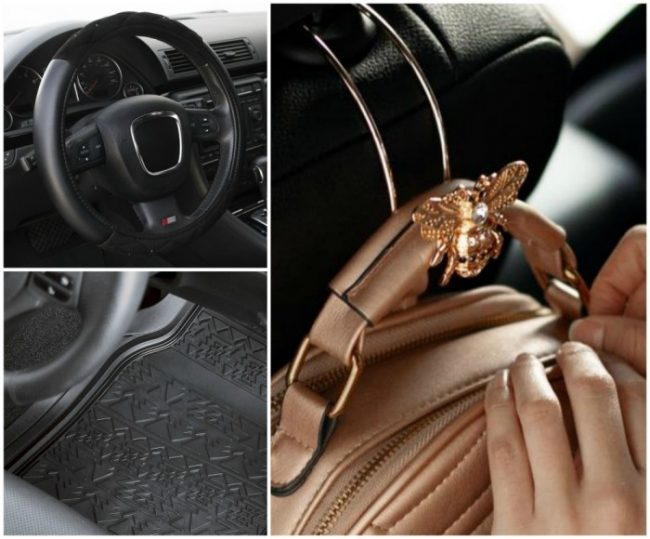 LUNNA car accessories