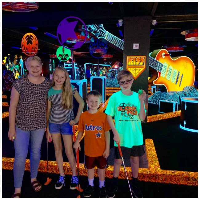 Kid Friendly Places to Visit in Las Vegas #AD