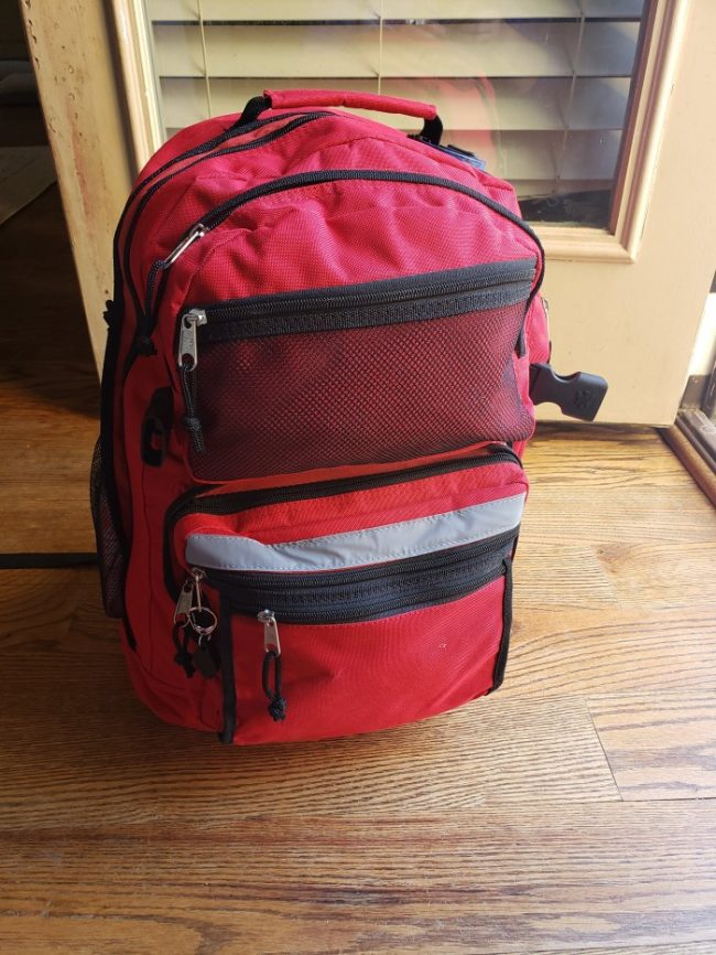 ultimate 72 hour kit backpack checklist