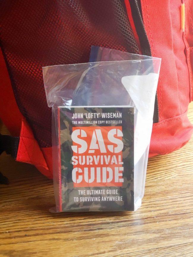 72 hour kit mini survival guide book
