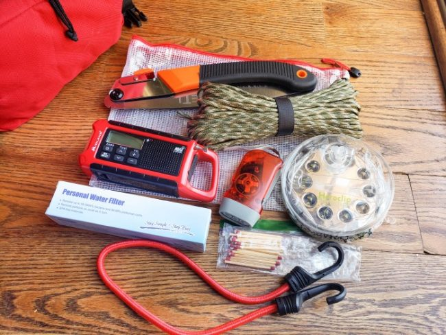 bug out bag supplies beyond 72 hrs
